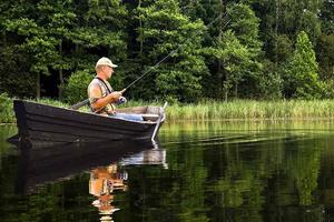 Рыбалка в Ульяновской области и Ульяновске