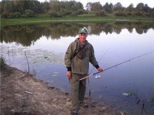Отличная рыбалка в Тюмени и Тюменской области