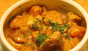 Щучье филе, приготовленное в кляре