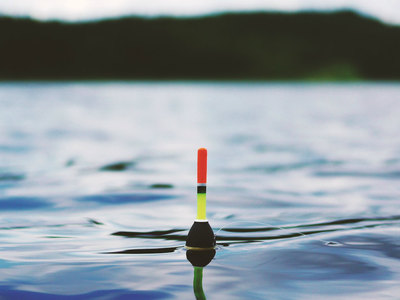 Школа рыбалки - поплавочная ловля