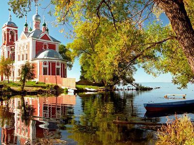 Плещеево озеро рыбалка летняя, с берега