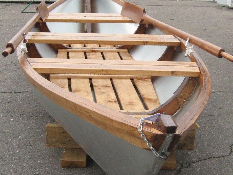 Строю лодку но не могу найти