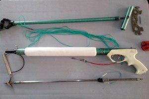 Поршневое ружье своими руками фото 971